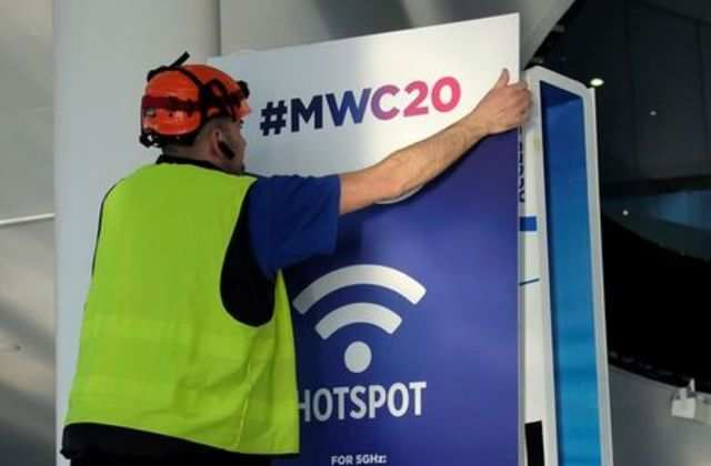 Mobile World Congress in Barcelona called off over coronavirus fears