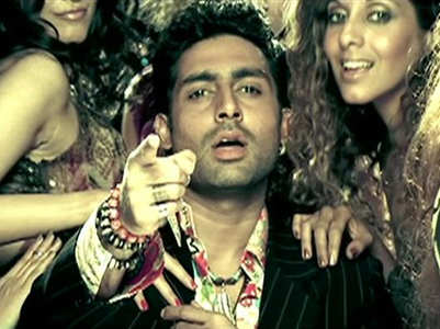 'Dus Bahane 2.0': Abhishek's epic reply to fan