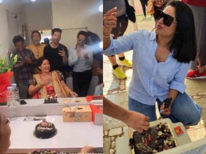 KZK cast celebrates Shubhaavi's birthday