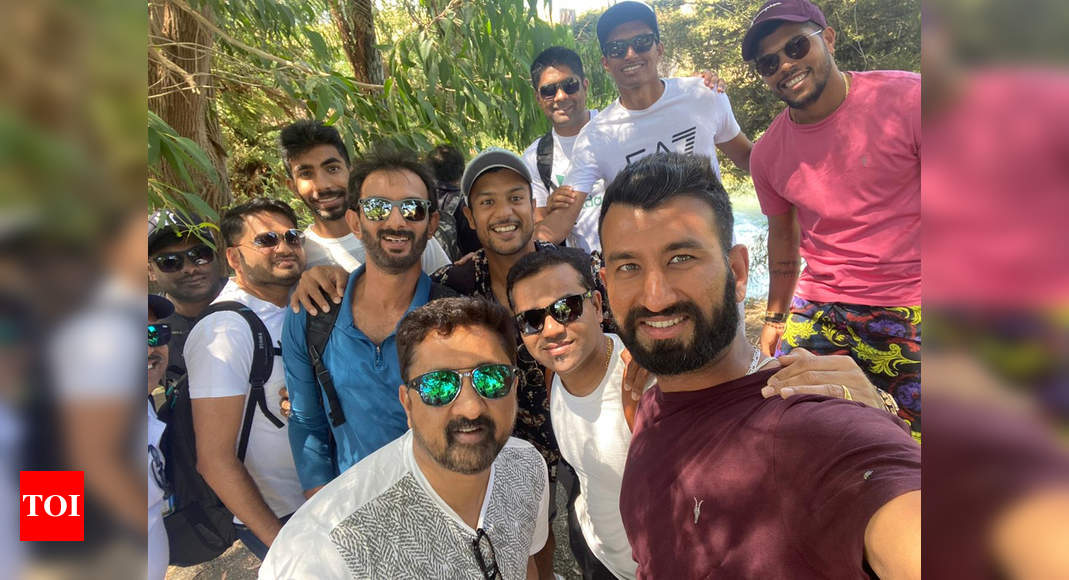 Ahead of New Zealand Tests, Team India visits Blue Springs in Putaruru