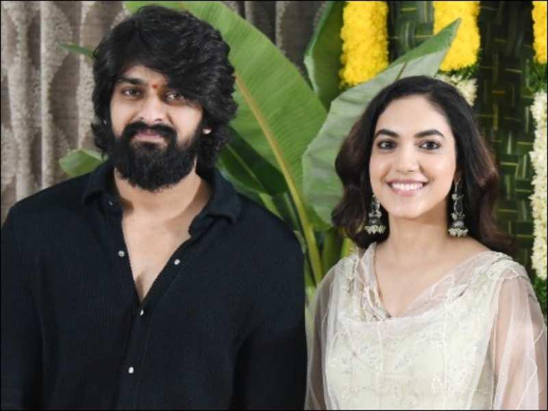Naga Shaurya And Ritu Varma'S Film Launched In Hyderabad   Telugu Movie  News - Times Of India