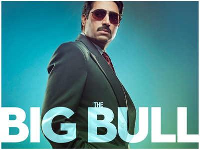 'The Big Bull': Abhishek unveils new poster