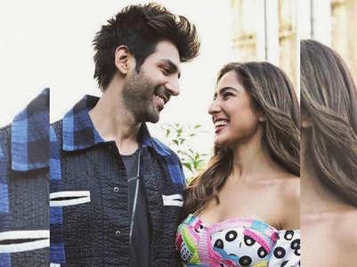 Kartik Aaryan on being Sara Ali Khan's crush