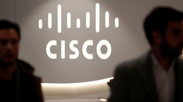 Cisco quarterly revenue beats estimate