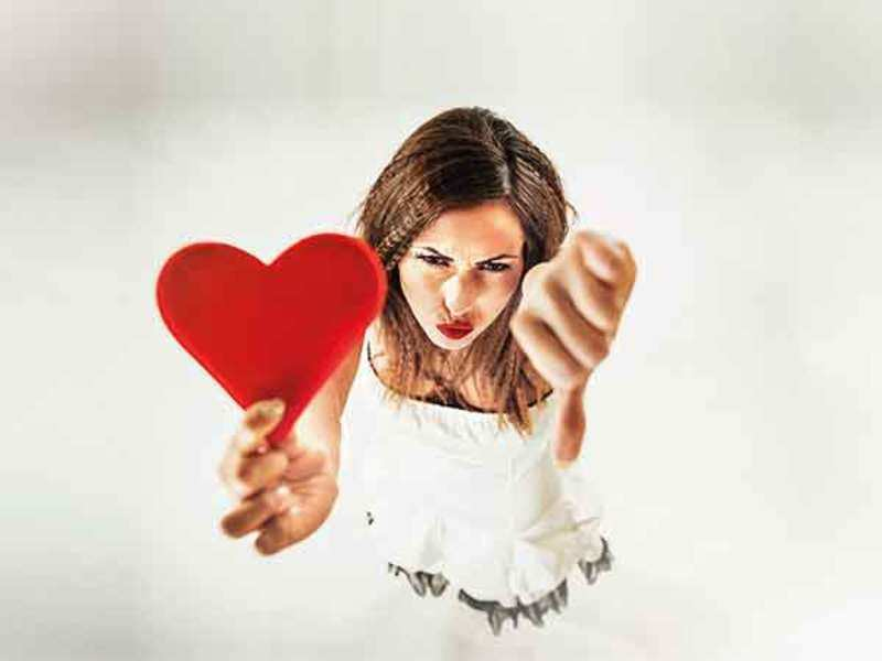Dating isn't always hunky-dory. It can turn nasty, too