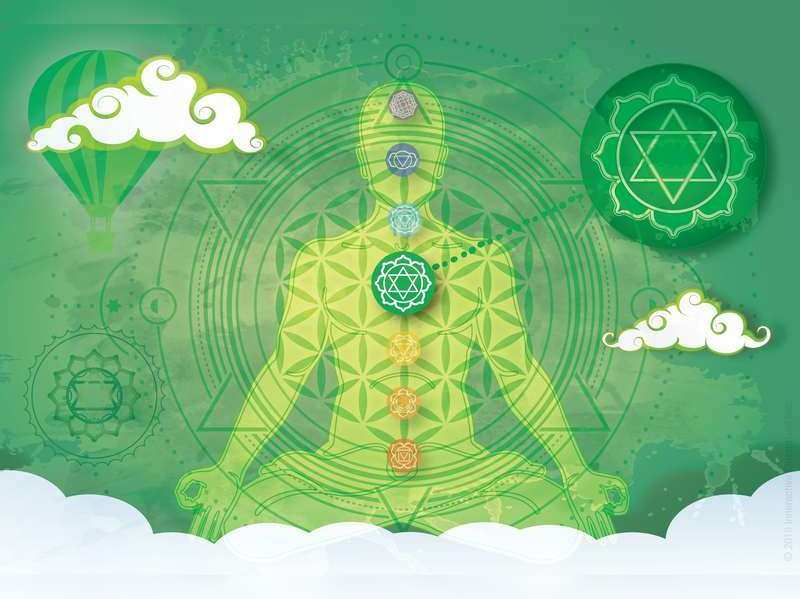 This V-Day, explore energy healing with focus on the heart chakra