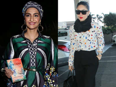 From Sonam Kapoor to Kareena Kapoor: How to style your scarf like a Bollywood diva