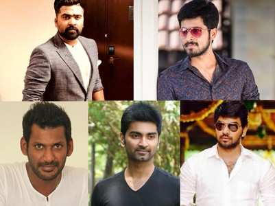 Valentine's Day: Happily single Tamil stars