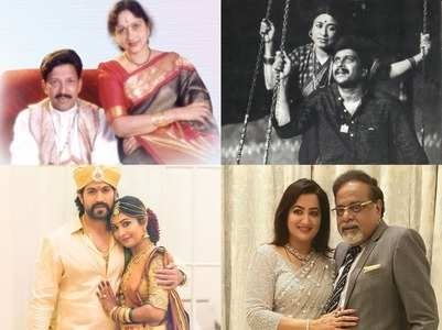 Star couples who married their real-life love