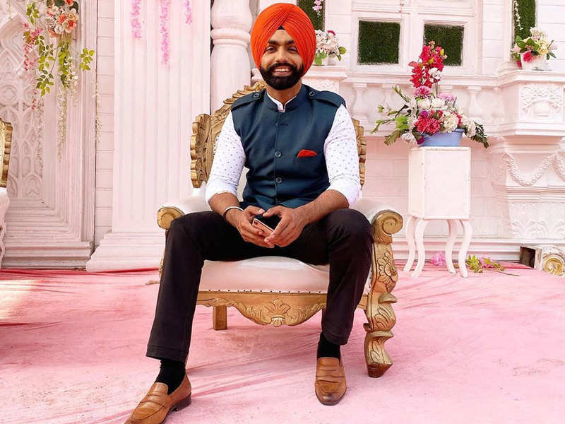Exclusive! Ammy Virk shares the idea of an ideal Valentines date