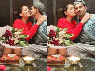Pics: Bipasha & KSG celebrate Valentine's Day