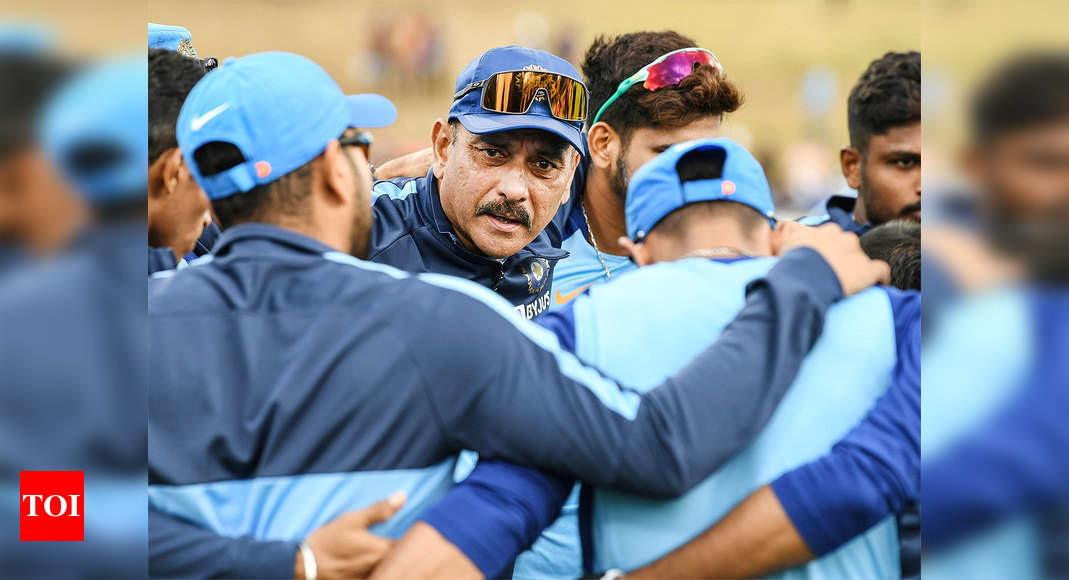 The objective is to play like the No. 1 Test team: Ravi Shastri