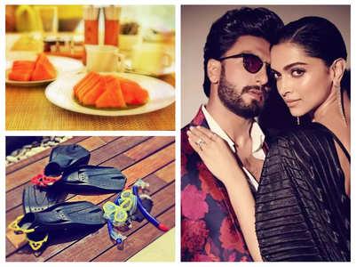 "Deepika shares more ""his&hers"" clicks"