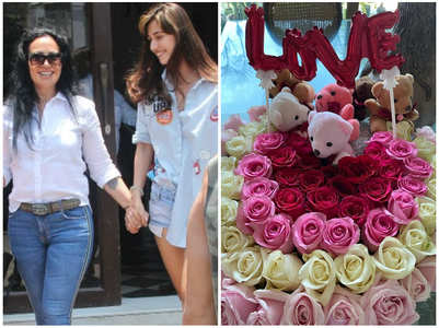 Ayesha Shroff thanks Disha for a surprise gift