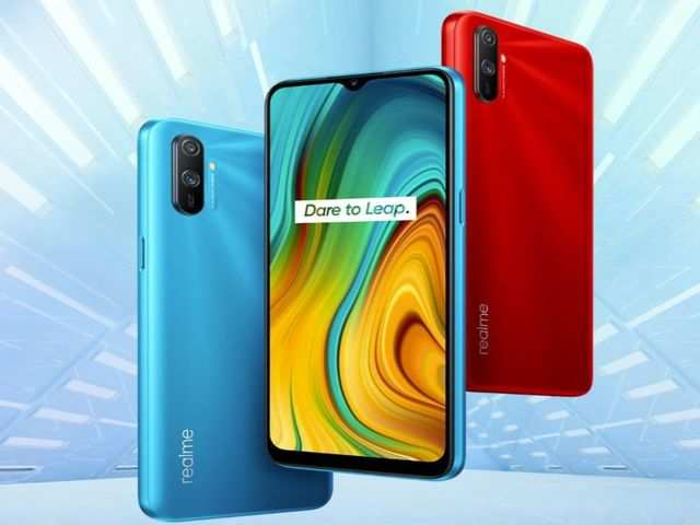 Realme C3 with 5,000mAh battery to go on its first sale today