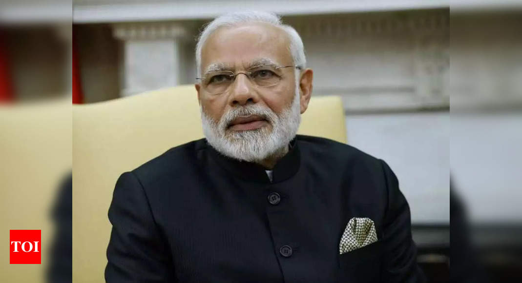 Pulwama attack anniversary: PM, leaders across party lines pay tribute to CRPF martyrs - Times of India
