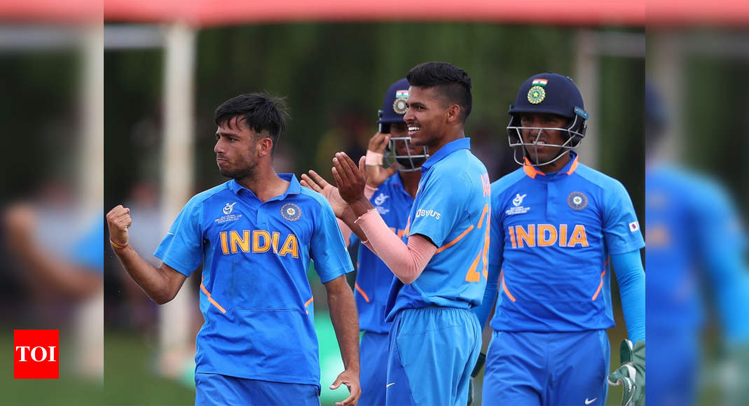 You will see some names from this U-19 team in the senior team soon: Coach Paras Mhambrey