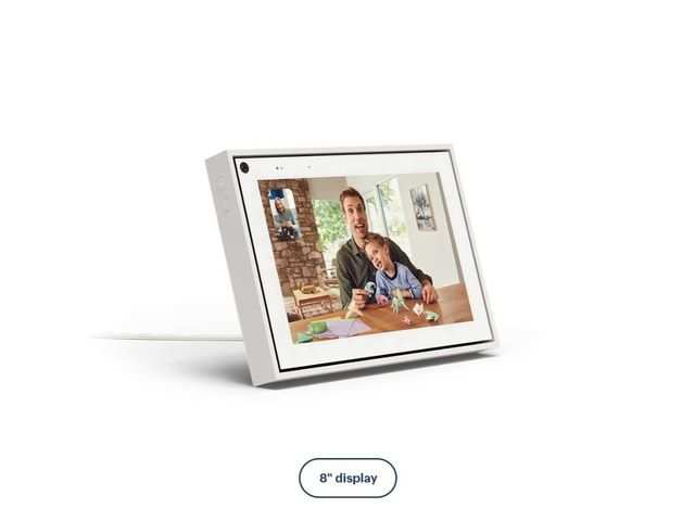 Facebook Portal Mini available at $92 off  on Amazon