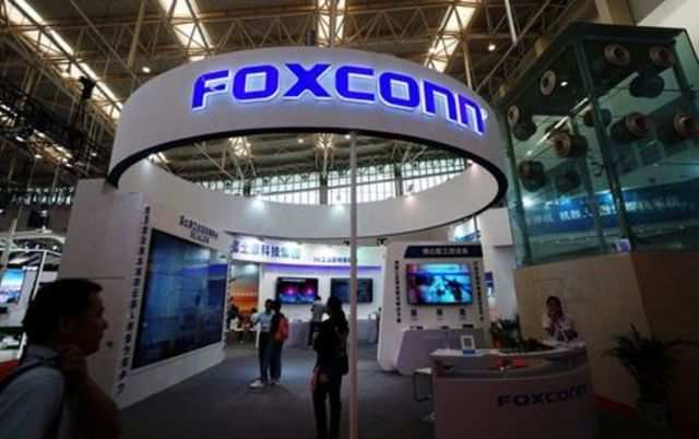 Foxconn denies report of China plant resumption