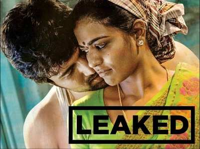 Vijay's World Famous Lover leaked online