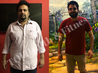 "Weight loss story: ""I had stopped meeting people because of my weight! Here's how I lost 32 kilos to gain back my confidence"""