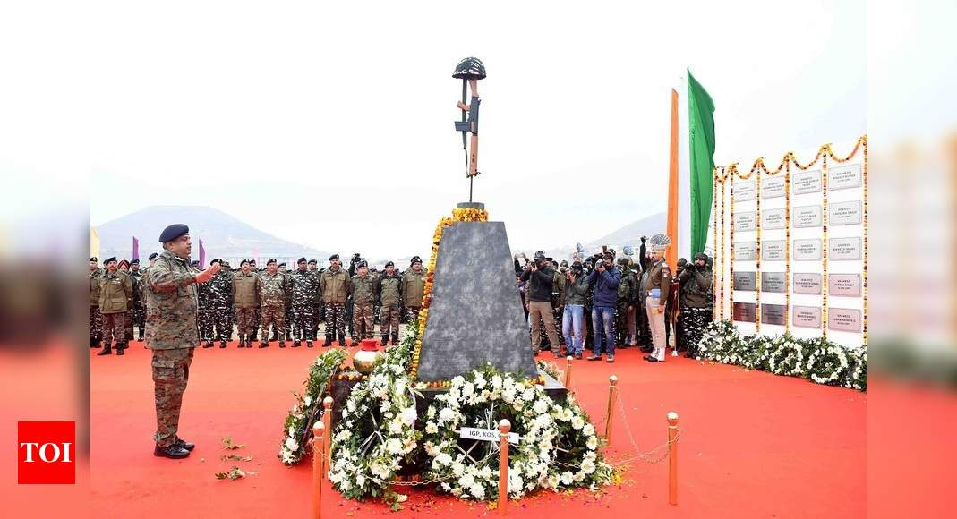 One year on, memorial for CRPF martyrs inaugurated in Pulwama
