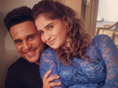 Krushna on Arti: She was under confident
