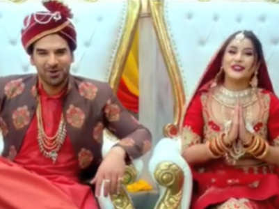 Promo out: Paras and Shehnaz' 'Swayamvar'