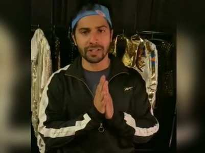 Varun on his performance for Filmfare Awards