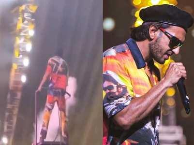 Filmfare: Ranveer Singh's rehearsal video
