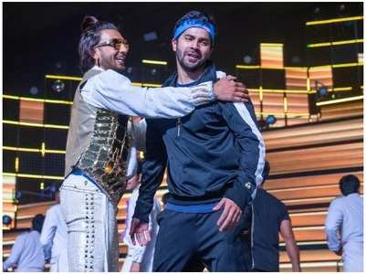 Ranveer directs VD at Filmfare Awards 2020