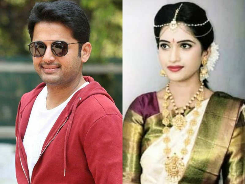 Pre Wedding Rituals Begin For The Beeshma Actor Nithiin See Pics Telugu Movie News Times Of India