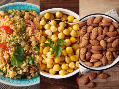 Best vegetarian sources of protein