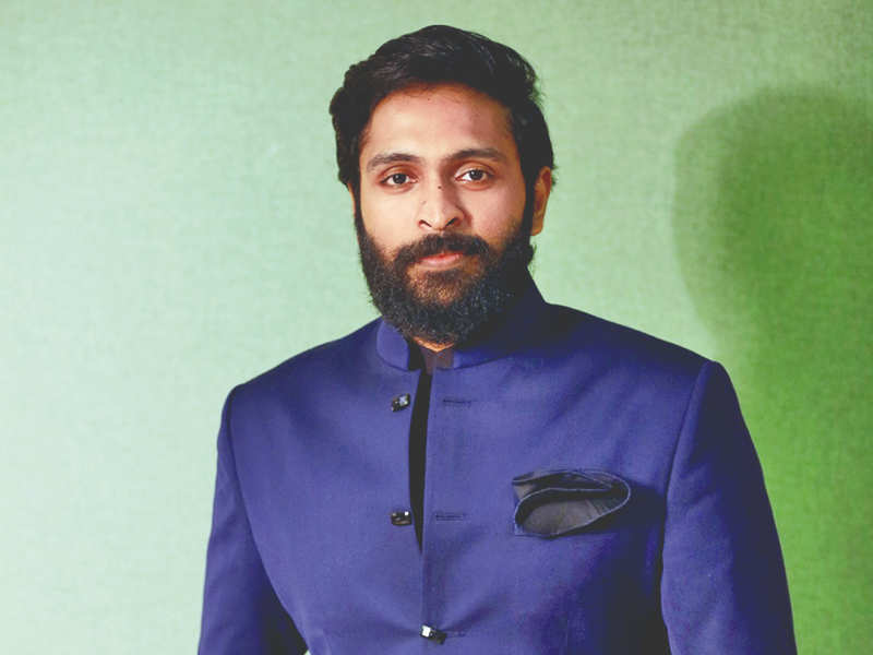 A new role for Vikram Prabhu