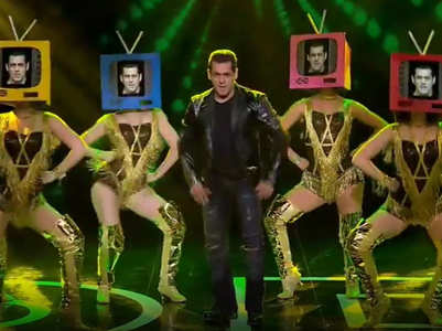 BB13 grand finale: Salman Khan's dance act