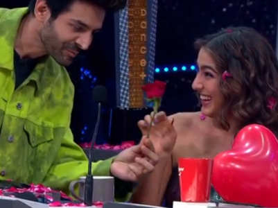 Dance Plus: Kartik, Sara set romantic vibes