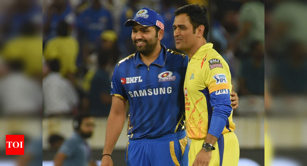 IPL Schedule 2020: It's Mumbai Indians vs Chennai Super Kings in opener on March 29