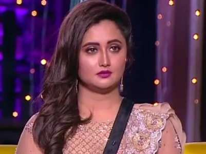 BB 13: Rashami Desai out of the show