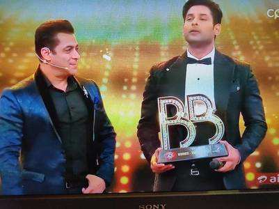 Sidharth Shukla wins BB 13, takes Rs 40 lac