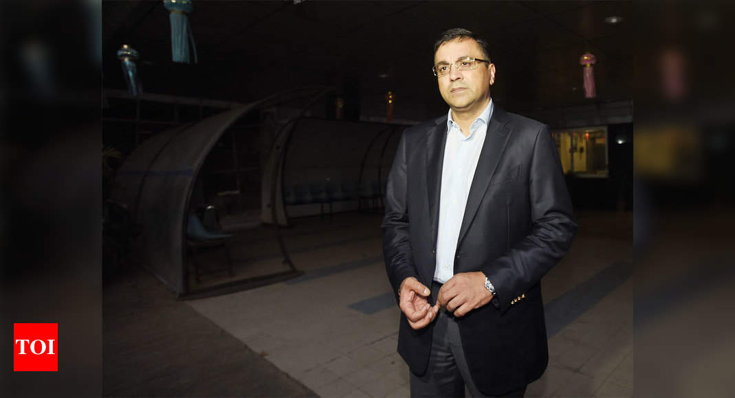 BCCI CEO Rahul Johri has put in his papers, but it's not official yet