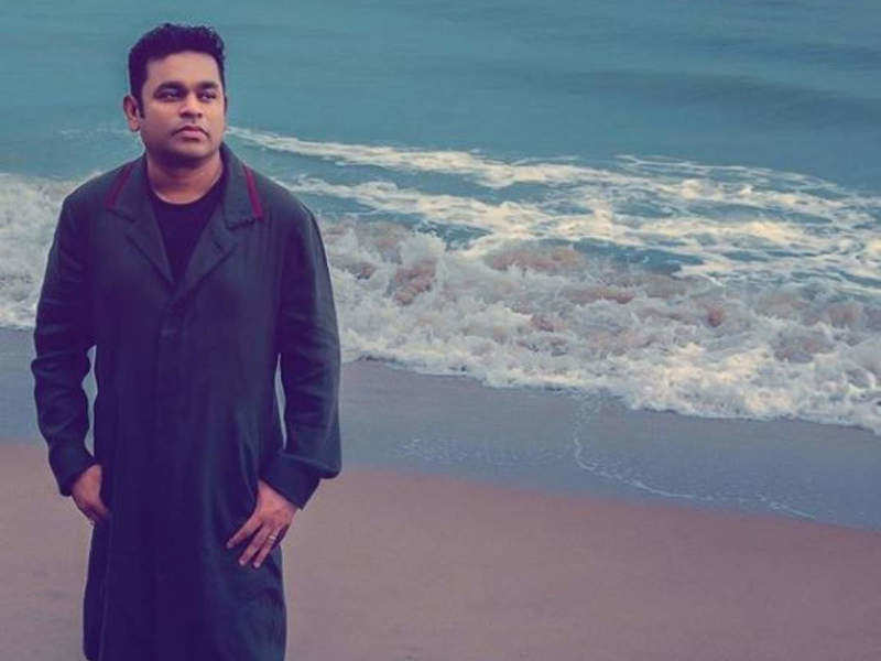 Rahman hits back at an irked fan in a cool manner