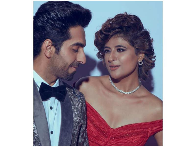 65th Amazon Filmfare Awards 2020: Tahira Kashyap doesn't mind sharing hubby Ayushmann Khurrana with THIS lady