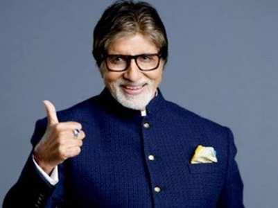 Big B  shares a riddle for his fans to solve