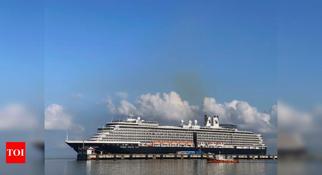 Malaysia insists virus diagnosis from cruise passenger is correct – Times of India