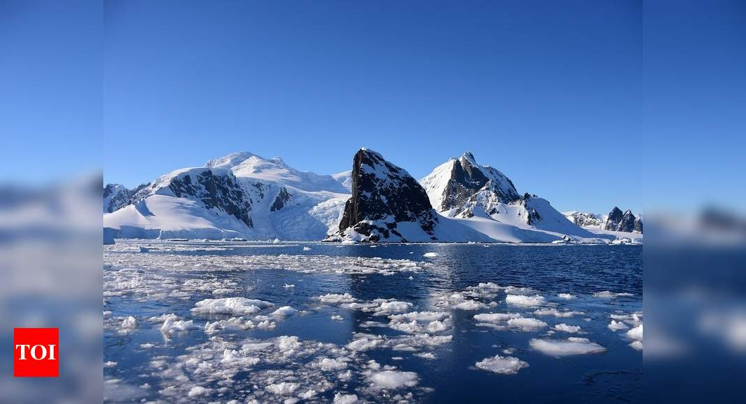 UN: Antarctic high temp records will take months to verify – Times of India