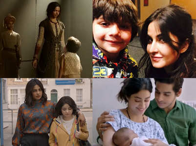 Actresses who played moms but are not in real