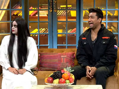 TKSS: Bhoori and team dress up as ghosts
