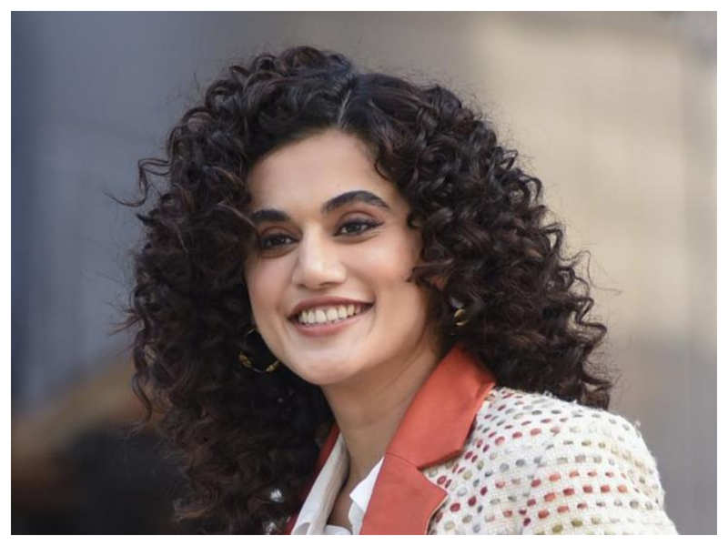 Taapsee Pannu hails Supreme Court's decision to grant commanding roles for women officers in Indian Army