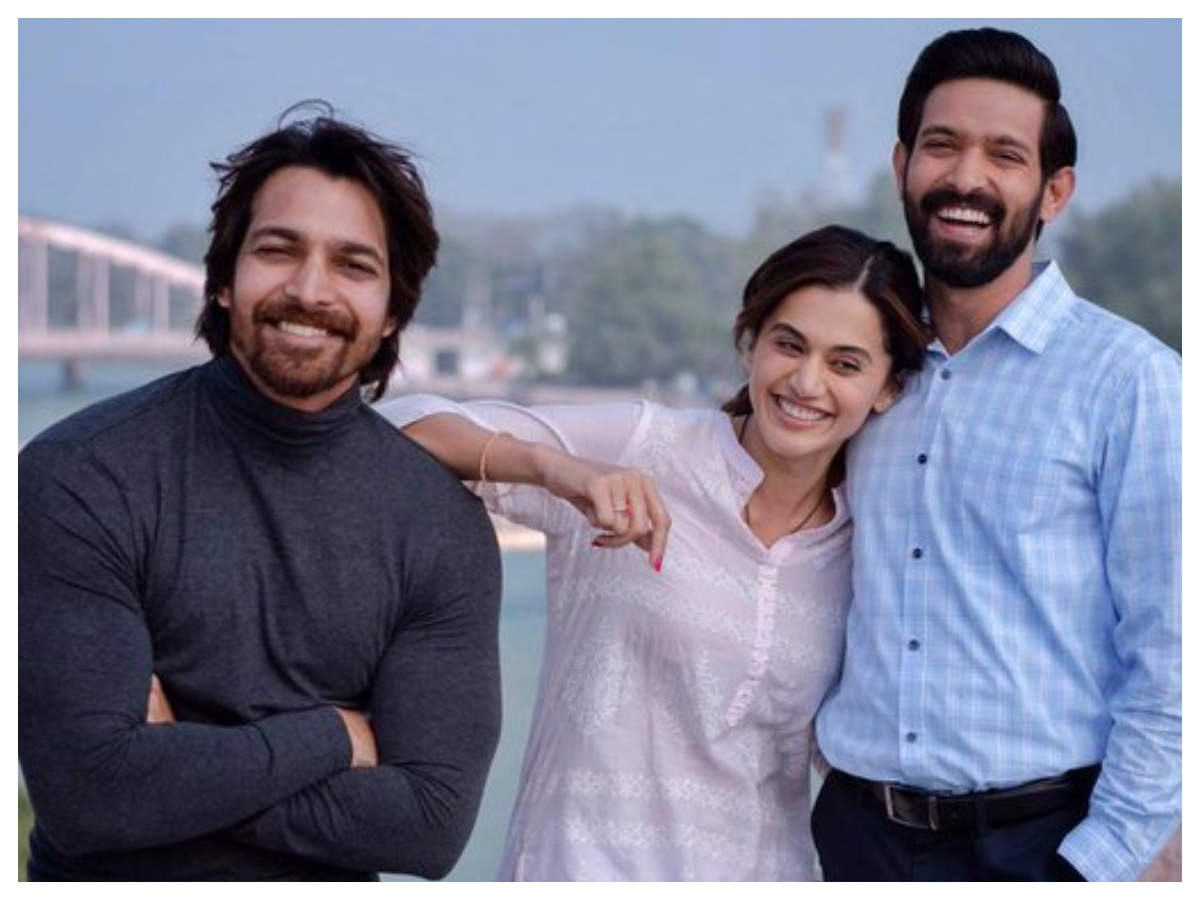 Haseen Dilruba': Harshvardhan Rane joins the cast of the Taapsee Pannu and  Vikrant Massey starrer   Hindi Movie News - Times of India
