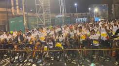 2000 Mumbaikars cycle to raise awareness about mental health